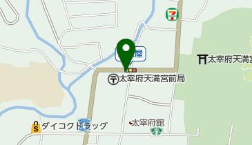 うらべ薬品の地図画像