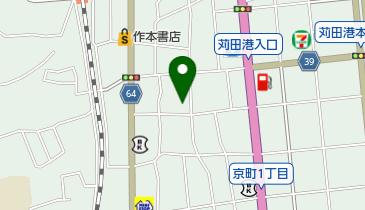 京・MIYAKOの地図画像