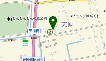 ビジネス旅館蘭の地図画像