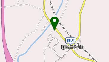 アオゾラ理容店の地図画像