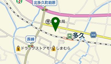 昭和タクシー 多久営業所の地図画像