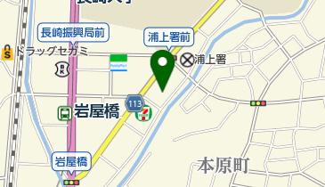 ラッキーグループ タクシー配車センターの地図画像