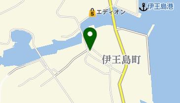 柳田理容室の地図画像