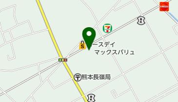 大阪やき三太長嶺店の地図画像