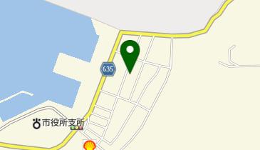 臼杵屋の地図画像