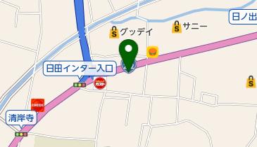 新三隈タクシーの地図画像