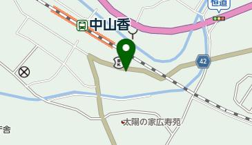 日出タクシー山香営業所の地図画像