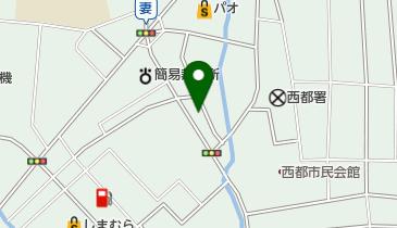 カトリック西都教会の地図画像