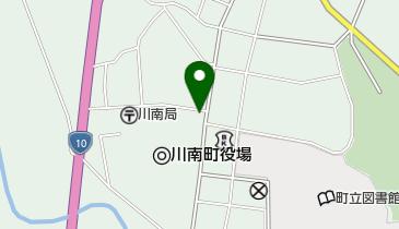 スナック輝子の地図画像