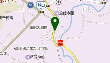 艶歌の地図画像