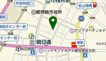 テリーナの地図画像