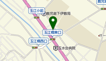 徳永タクシーの地図画像
