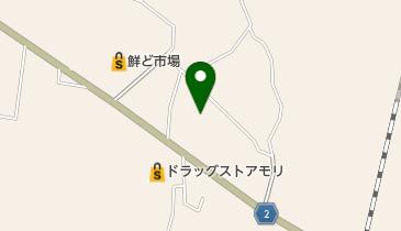信州庵の地図画像