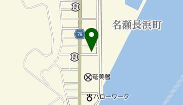 名瀬タクシーの地図画像