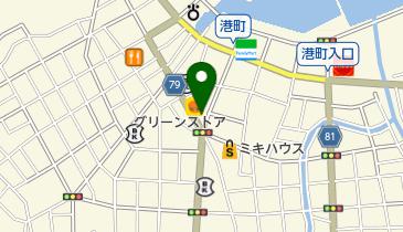 ビアホール8の地図画像