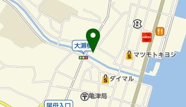 アルファ(α)の地図画像