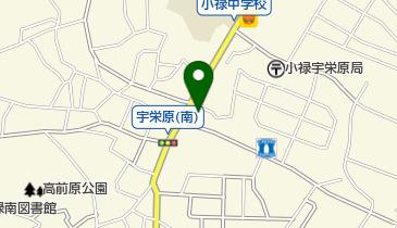 JTBタクシーハイヤー協力会の地図画像