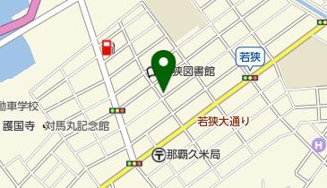 リベルテダイビングサービスの地図画像