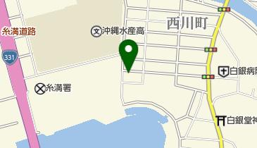 ラッキー交通合名会社の地図画像