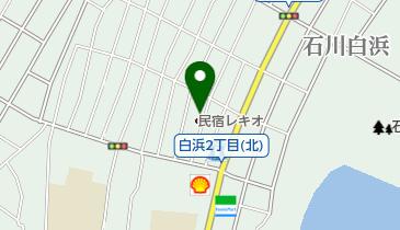 民宿レキオの地図画像