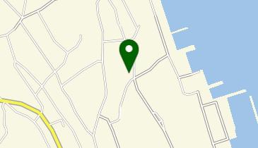 友利かつお加工場の地図画像