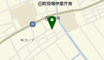 スナック幸の地図画像
