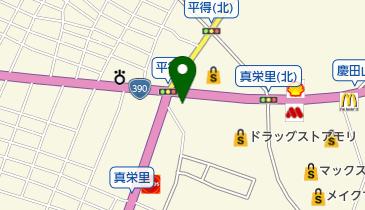 稲福の泡盛市場の地図画像