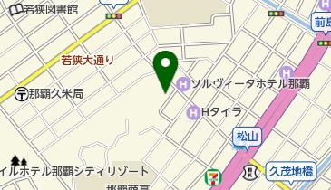 宮里洋酒店松山店の地図画像