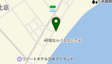 スナック喫茶奈々の地図画像