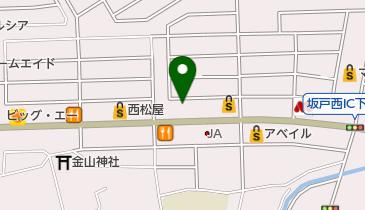和乃菓の地図画像