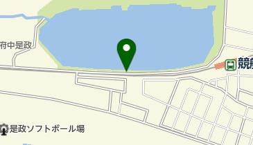 多摩川競艇場の地図画像