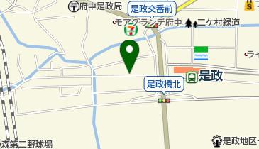 ファミリーサロンマルヤマの地図画像