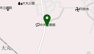 稲城天然温泉季乃彩の地図画像