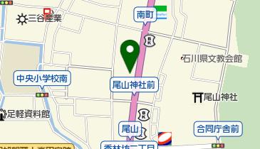 名鉄協商株式会社北陸支店の地図画像