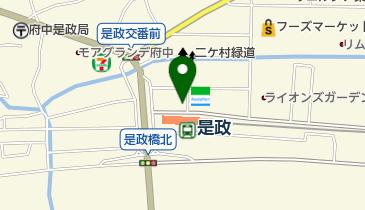 サロンドKの地図画像