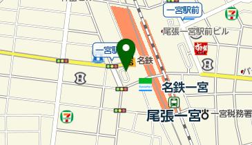 名鉄協商新一宮パーキングの地図画像