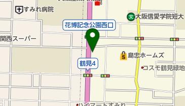 都島個人タクシー協会の地図画像