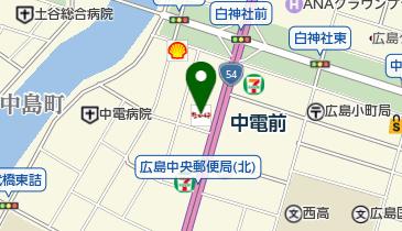 因伝寺の地図画像