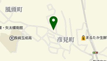 シティキャブ長崎の地図画像