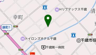 スナックおーちゃんの地図画像