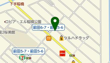 旅の宿・カラオケさくらの地図画像