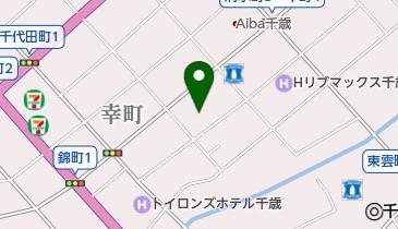 ティアラの地図画像