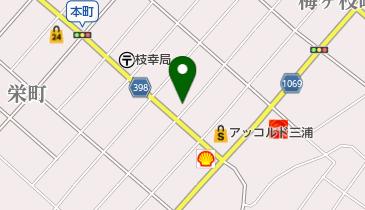 アッコちゃんの地図画像