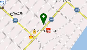 呑喜の地図画像