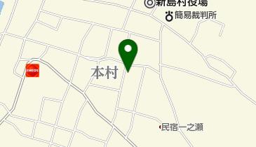 大使館倶楽部の地図画像