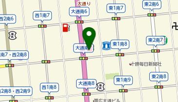 Dr.Drive セルフ大通7丁目店 / 栗林石油(株)の地図画像