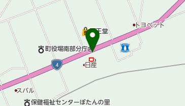 EneJetラパス南部SS / (株)二本木油店の地図画像