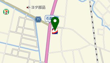 セルフ横手バイパスSS / 協和石油(株)の地図画像