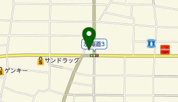 EneJet岩地SS / (株)岩塚石油の地図画像