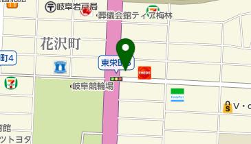EneJet北一色SS / (株)角田石油の地図画像